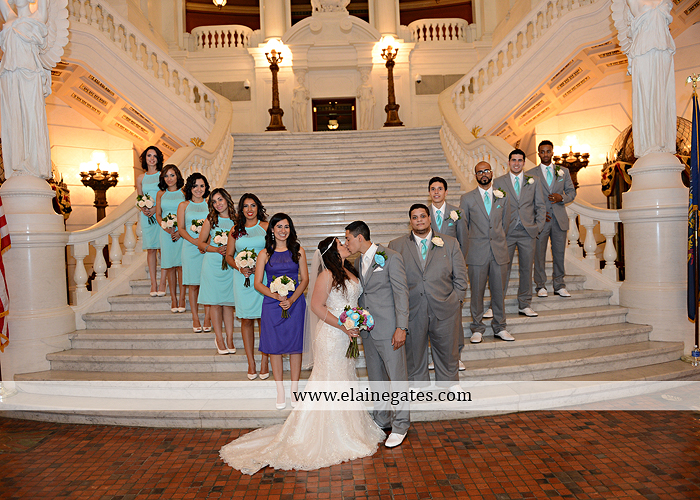 Harmony Hall Capitol Rotunda wedding photographer Harrisburg Middletown pa Klock Entertainment Karen's Catering About Weddings Plenty of Petals men's wearhouse david's bridal Brent L. Miller 063
