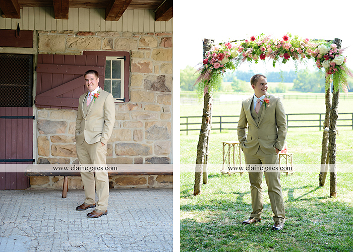 Lakeview Farms wedding photographer Dover pa tan pink Mixed-Up Productions Shearer's Florist Rock, Paper, Scissors J & D Bridals J. Crew Mountz 017