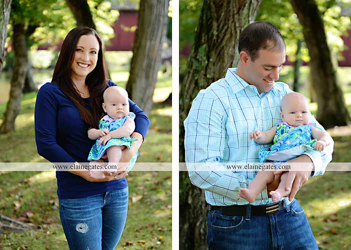 Mechanicsburg Central PA family portrait photographer outdoor boys brothers mother father sisters baby water stream creek trees covered bridge messiah college path rf 02