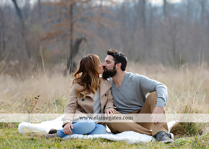 Mechanicsburg Central PA family portrait photographer outdoor girl toddler baby  mother father kiss kids field barn trees ar 12