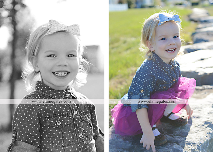 Mechanicsburg Central PA family portrait photographer outdoor girl toddler mother father sidewalk fence grass field kiss rocks az 06
