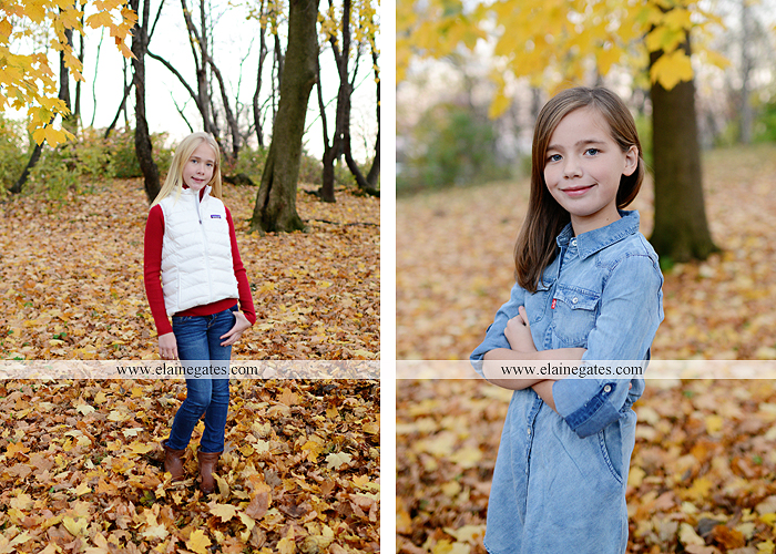 Mechanicsburg Central PA family portrait photographer outdoor girls daughters sisters dog husband wife mother father wood pile leaves trees eg 5
