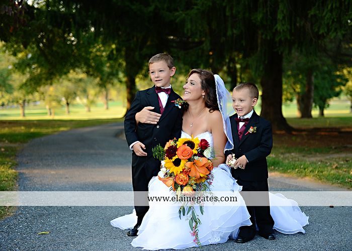 The Clubs at Colonial Ridge wedding photographer central pa harrisburg dark red orange J&S Events Garden Bouquet Alfred Angelo Men's Wearhouse David's Bridal Abe Presman Jeweler 36