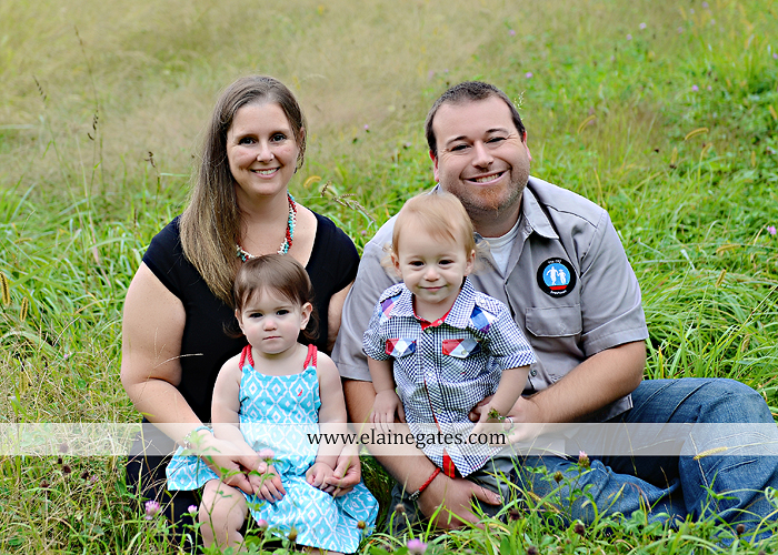 Mechanicsburg Central PA family portrait photographer outdoor children boy girl son daughter father mother husband wife bench stone wall creek water road field jk 11