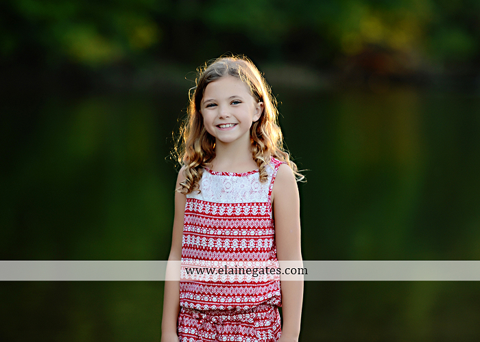 Mechanicsburg Central PA family portrait photographer outdoor children boy girls son daughters mother father husband wife grass road fence water stream creek leaves fall mf 21