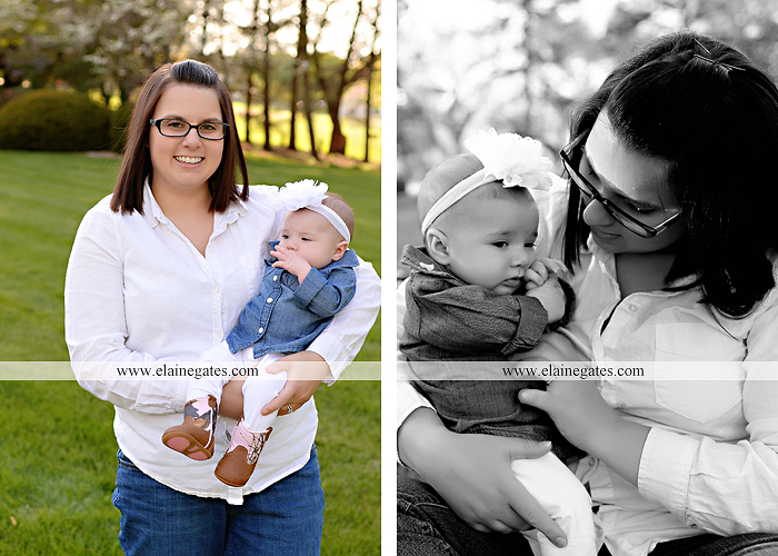Mechanicsburg Central PA family portrait photographer outdoor children girls sister grass father mother flowers baby st 9