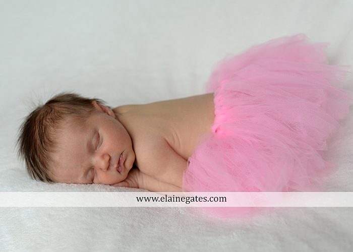 Mechanicsburg Central PA newborn baby portrait photographer girl sleeping indoor blanket brother bow tutu outdoor trees father mother family km 09