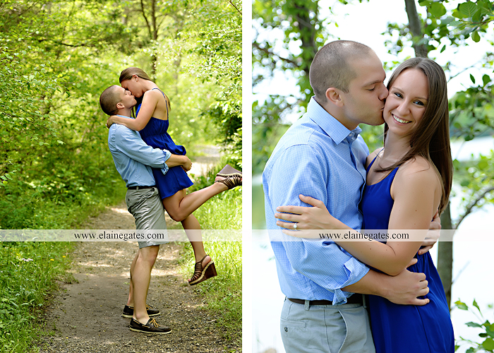 Mechanicsburg Central PA engagement portrait photographer outdoor boat lake pinchot state park Lewisberry dock water path trail wildflowers field hug kiss as 04