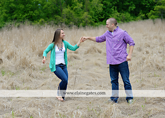 Mechanicsburg Central PA engagement portrait photographer outdoor boat lake pinchot state park Lewisberry dock water path trail wildflowers field hug kiss as 09