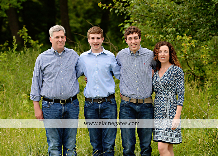 Mechanicsburg Central PA senior portrait photographer outdoor boy guy family brothers mom dad trees path field grass covered bridge messiah college track cross country running athlete at 04