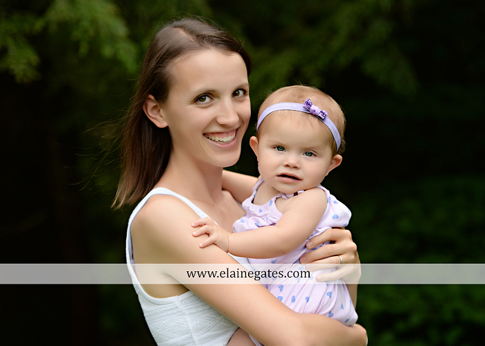 Mechanicsburg Central PA baby child portrait photographer girl grass iron bench mom mommy mother bow tutu sr 4
