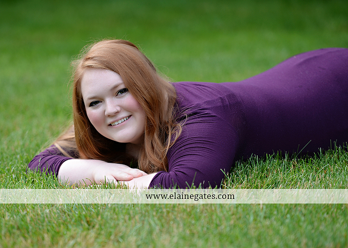 Mechanicsburg Central PA senior portrait photographer outdoor girl formal swing hammock iron bench grass Red Land high school ld 7