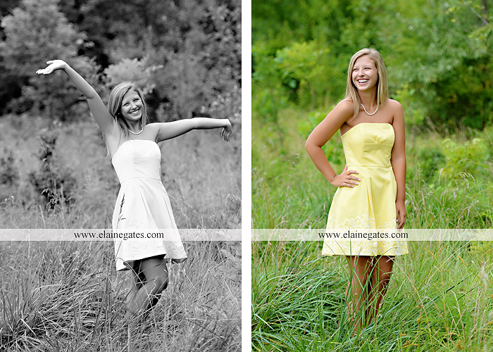 Mechanicsburg Central PA senior portrait photographer outdoor girl female formal swing tree iron bench wildflowers hammock bridge covered bridge messiah college field water ls 11
