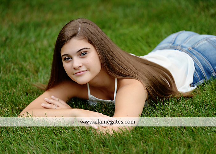 mechanicsburg-central-pa-senior-portrait-photographer-outdoor-girl-female-formal-swing-tree-hammock-grass-wildflowers-field-water-creek-stream-rocks-fallen-tree-kl-03