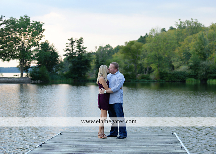 mechanicsburg-central-pa-engagement-portrait-photographer-outdoor-dock-water-lake-trees-ring-hug-kiss-canoes-pinchot-state-park-sunset-field-rb-1