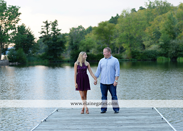 mechanicsburg-central-pa-engagement-portrait-photographer-outdoor-dock-water-lake-trees-ring-hug-kiss-canoes-pinchot-state-park-sunset-field-rb-2
