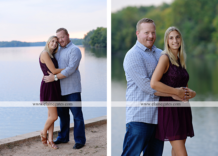mechanicsburg-central-pa-engagement-portrait-photographer-outdoor-dock-water-lake-trees-ring-hug-kiss-canoes-pinchot-state-park-sunset-field-rb-5
