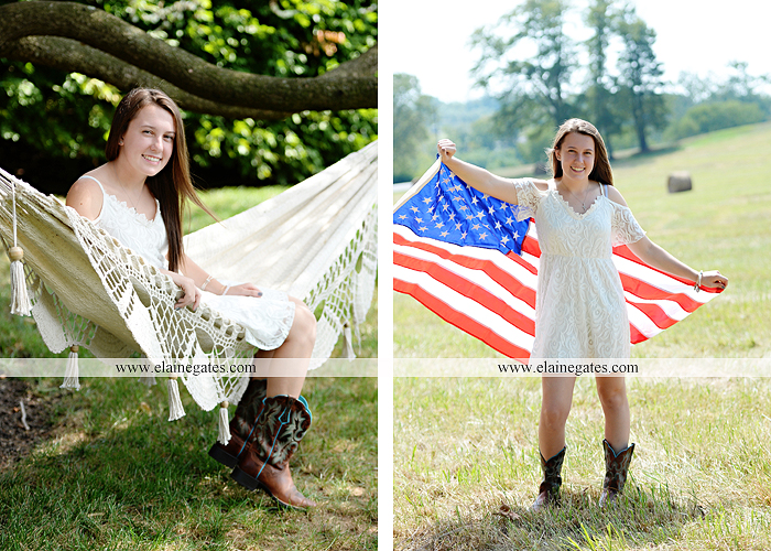 mechanicsburg-central-pa-senior-portrait-photographer-outdoor-female-girl-swing-iron-bench-grass-sister-dog-hammock-usa-american-flag-field-road-fence-water-creek-stream-crossbow-gun-ml-03