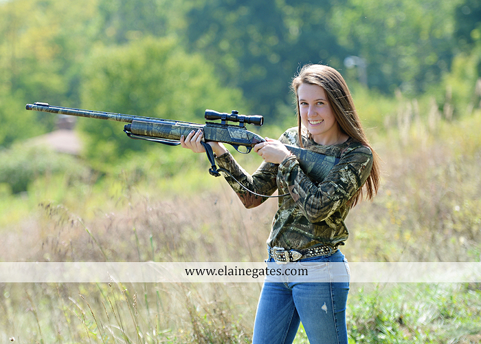 mechanicsburg-central-pa-senior-portrait-photographer-outdoor-female-girl-swing-iron-bench-grass-sister-dog-hammock-usa-american-flag-field-road-fence-water-creek-stream-crossbow-gun-ml-11