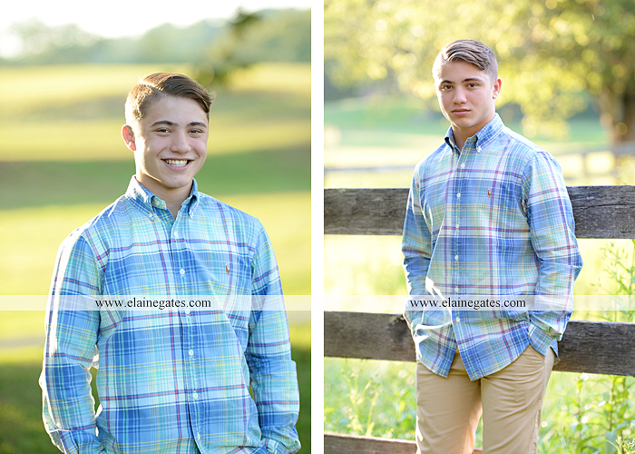 mechanicsburg-central-pa-senior-portrait-photographer-outdoor-male-guy-formal-road-field-fence-water-creek-stream-rock-wk-3