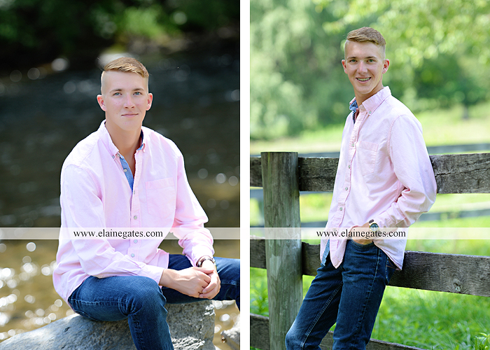 mechanicsburg-central-pa-senior-portrait-photographer-outdoor-male-guy-formal-road-trombone-field-tree-water-creek-stream-rock-fence-es-4