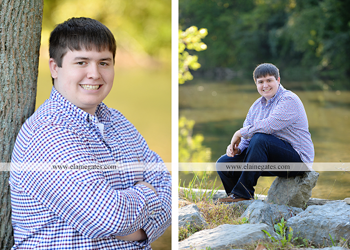 mechanicsburg-central-pa-senior-portrait-photographer-outdoor-male-guy-trees-water-creek-stream-messiah-college-path-covered-bridge-wooden-beams-rocks-jw-4