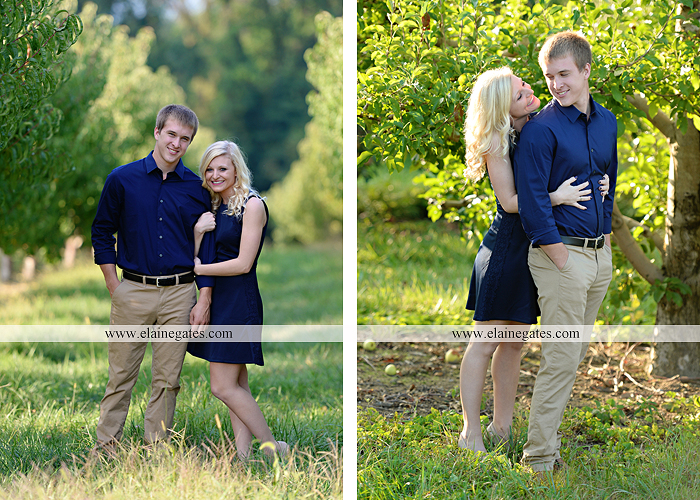 mechanicsburg-central-pa-engagement-portrait-photographer-outdoor-couple-orchard-road-path-trees-holding-hands-kiss-hug-love-barn-field-wildflowers-ls-04