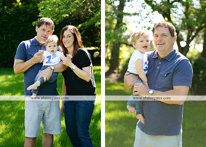 Mechanicsburg Central PA Newborn Baby Portrait Photographer Boy - 10 portrait photos of people before after the photographer kissed them