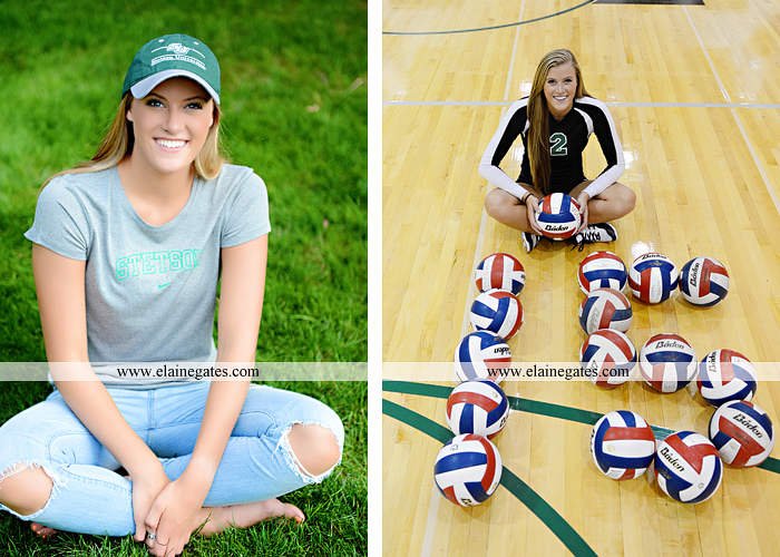 Trinity High School Senior Picture, Camp Hill PA  Volleyball kg 8