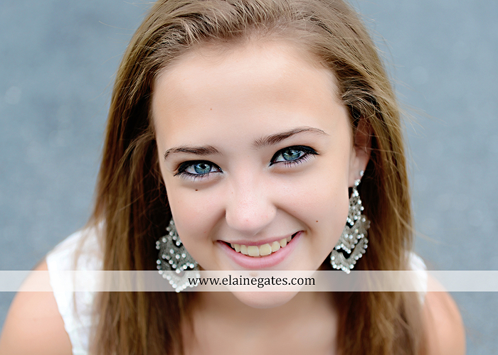 central pa senior portrait photographer brick wall stone road fence tree stream creek water hammock swing ow 3