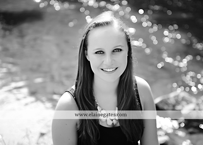 central pa senior portrait photographer road trees girls sisters friends sunflowers grass wildflowers tree water stream creek volleyball formal mc 6