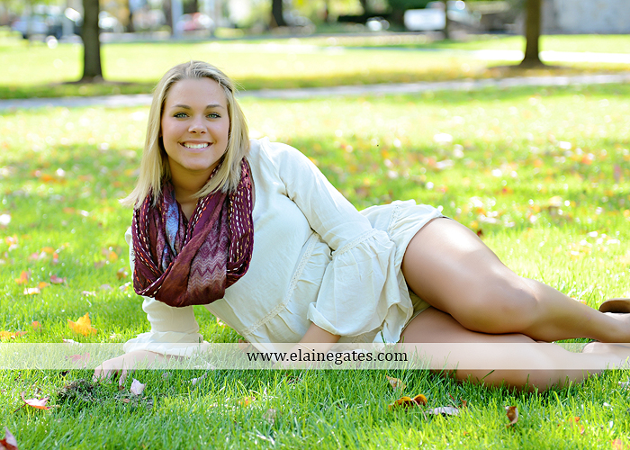 central pa senior portrait photographer stone wall fence grass dickinson college adirondack chair ew 2