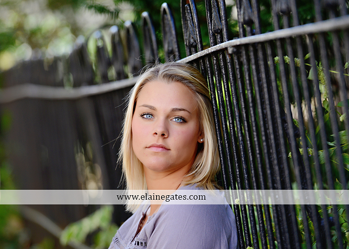 central pa senior portrait photographer stone wall fence grass dickinson college adirondack chair ew 6