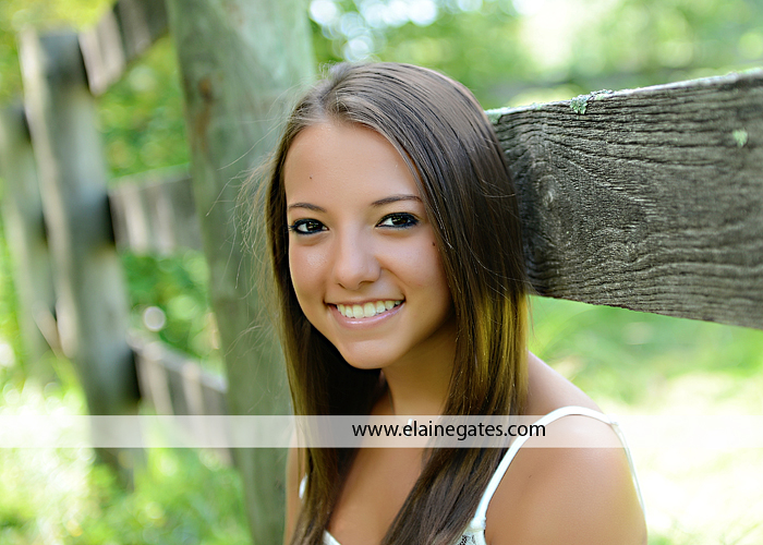 cumberland valley high school senior photographer pa outdoor creek sk 1