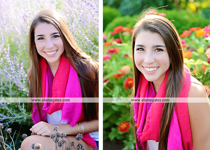 cv high school pa senior portrait photographer wild flowers cw 4