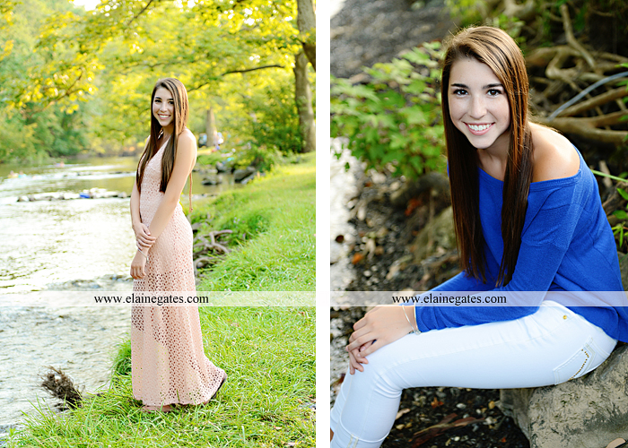 cv high school pa senior portrait photographer wild flowers cw 8