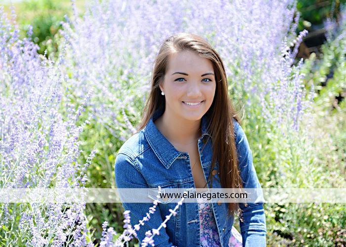 mechanicsburg highschool senior potrait photographer wildflowers sd 1