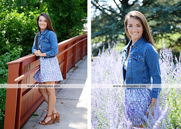 mechanicsburg highschool senior potrait photographer wildflowers sd 6