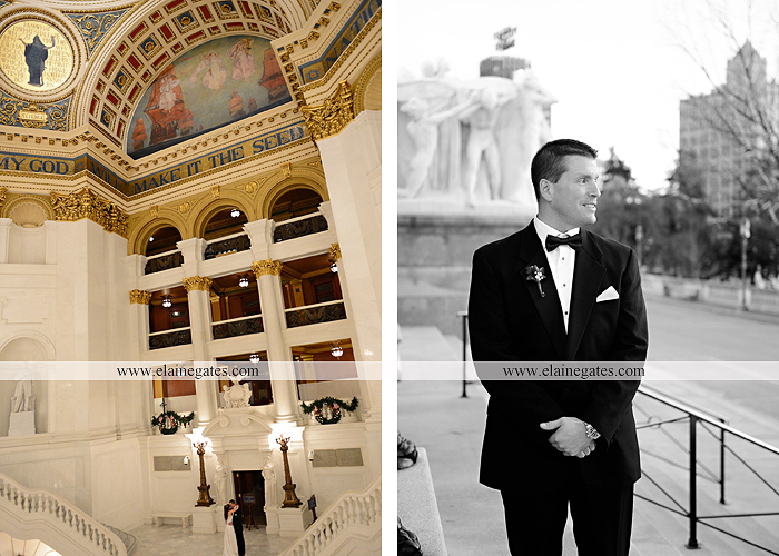 Capitol Rotunda Wedding Photographer Harrisburg red Sir D's Catering Camp Hill Bakery Wedding Paper Divas David's Bridal Men's Warehouse December 07