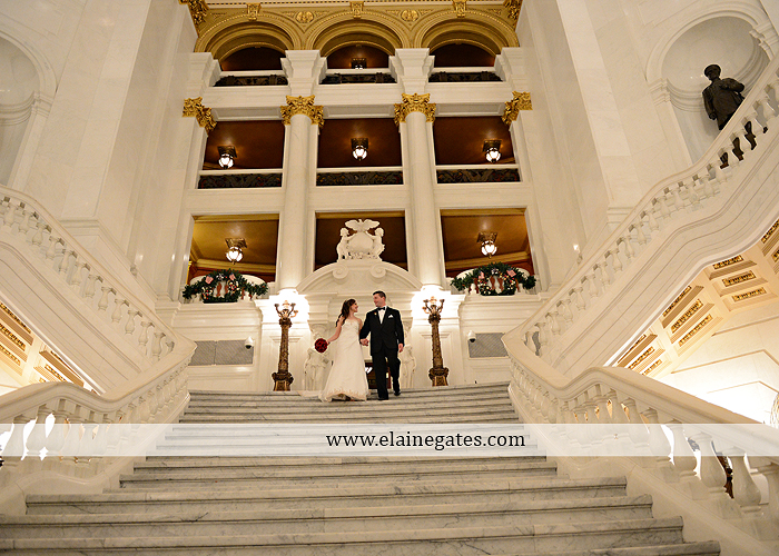 Capitol Rotunda Wedding Photographer Harrisburg red Sir D's Catering Camp Hill Bakery Wedding Paper Divas David's Bridal Men's Warehouse December 29