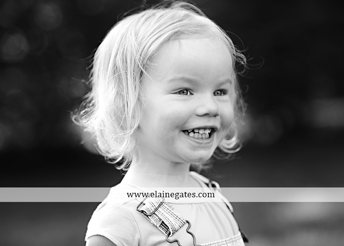 Mechanicsburg Central PA portrait photographer children kids girl outdoor bench grass rope swing overalls 2 year old az 3