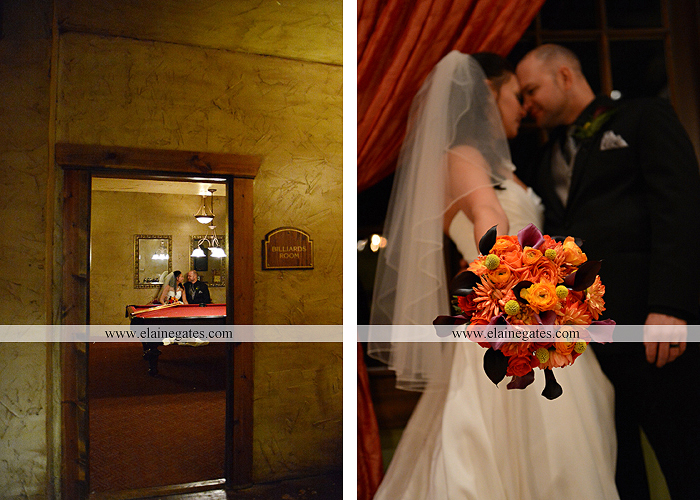 The Inn at Leola Village Wedding Photographer Lancaster Genevieve Men's Warehouse purple orange yellow red 02