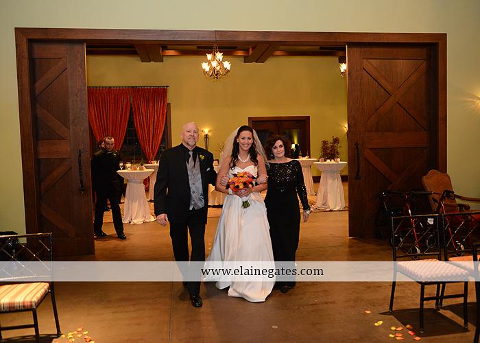 The Inn at Leola Village Wedding Photographer Lancaster Genevieve Men's Warehouse purple orange yellow red 13