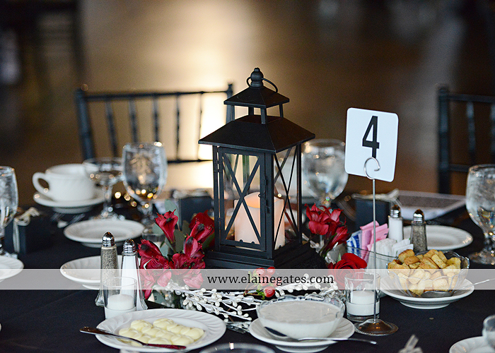 Heritage Hills Golf Resort Wedding Photographer October Rainy Day Red Black White York PA Klock Entertainment Hammaker Flowers JKM Productions Cinderella Shoppe Men's Wearhouse David's Bridal 09