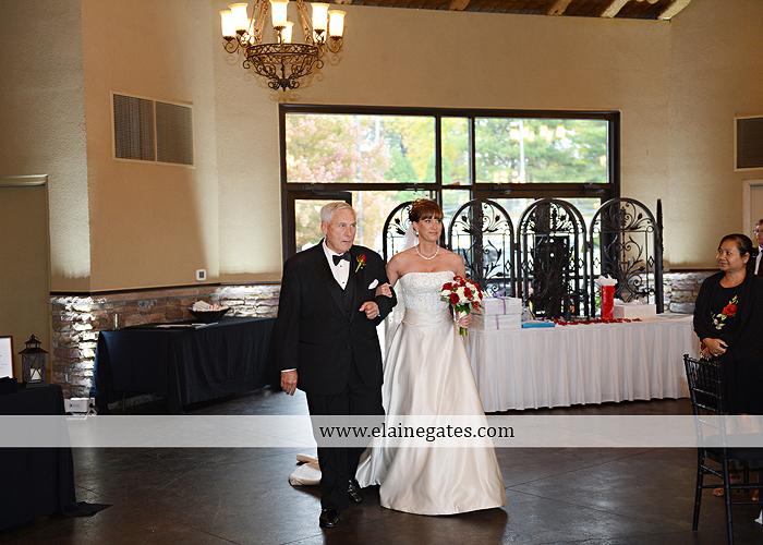 Heritage Hills Golf Resort Wedding Photographer October Rainy Day Red Black White York PA Klock Entertainment Hammaker Flowers JKM Productions Cinderella Shoppe Men's Wearhouse David's Bridal 12