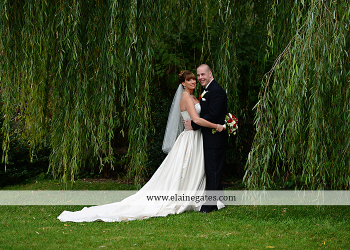 Heritage Hills Golf Resort Wedding Photographer October Rainy Day Red Black White York PA Klock Entertainment Hammaker Flowers JKM Productions Cinderella Shoppe Men's Wearhouse David's Bridal 19