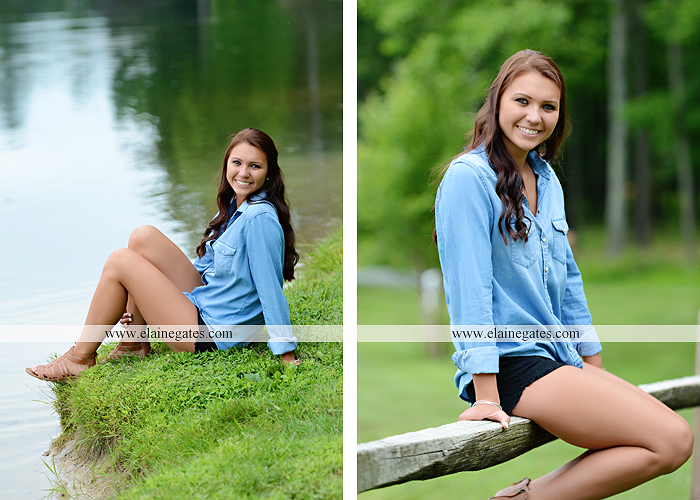 Mechanicsburg Central PA senior portrait photographer outdoor field trees water mom mother brother fence shore grass road wood door converse stone wall wildflowers hammock barn ar 03