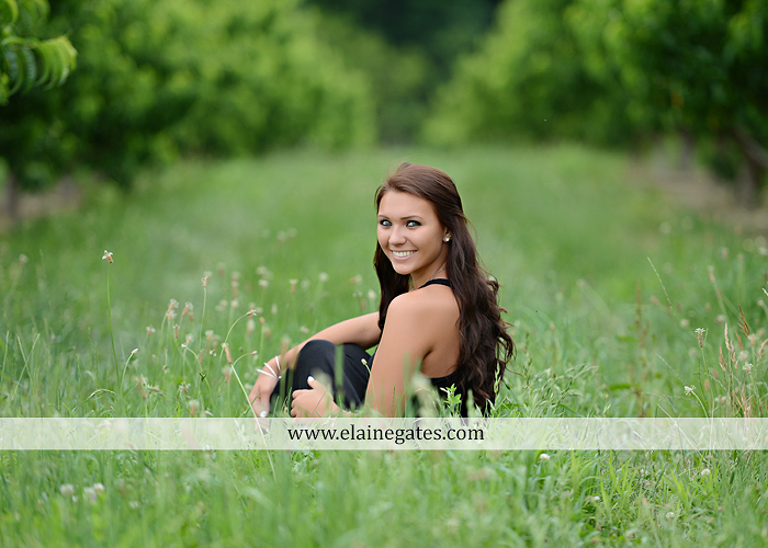 Mechanicsburg Central PA senior portrait photographer outdoor field trees water mom mother brother fence shore grass road wood door converse stone wall wildflowers hammock barn ar 04