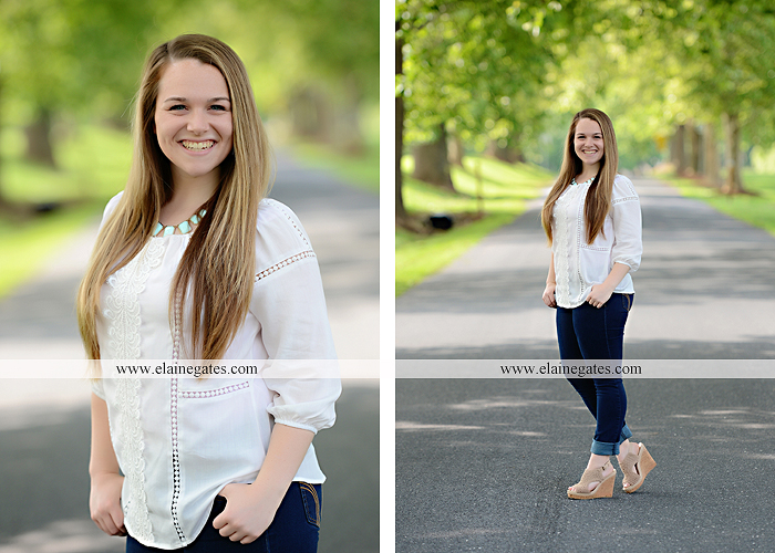 Mechanicsburg Central PA senior portrait photographer outdoor girl female wooden swing field wildflowers wood wall road trees hammock steel bench go 05