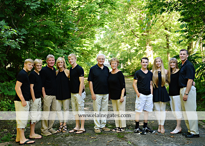 Mechanicsburg Central PA portrait photographer family outdoor marriage barn trees grass covered bridge couple kids children house porch rocking chairs steps 03